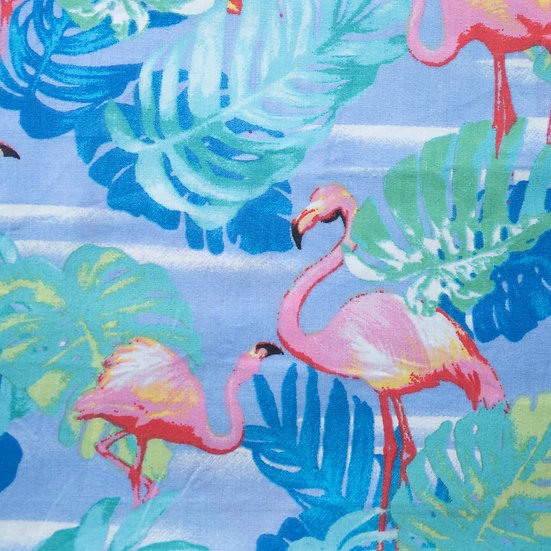 J40 Tropical Flamingo Party