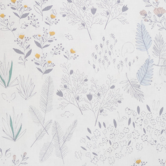 F82 Dainty Sketch Florals
