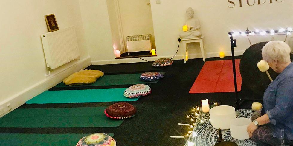 Surround Sound Meditation (Saturday)