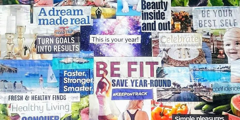 Vision Board Therapeutic Workshop