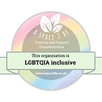 _is a LGBTQIA organisation clear backgro