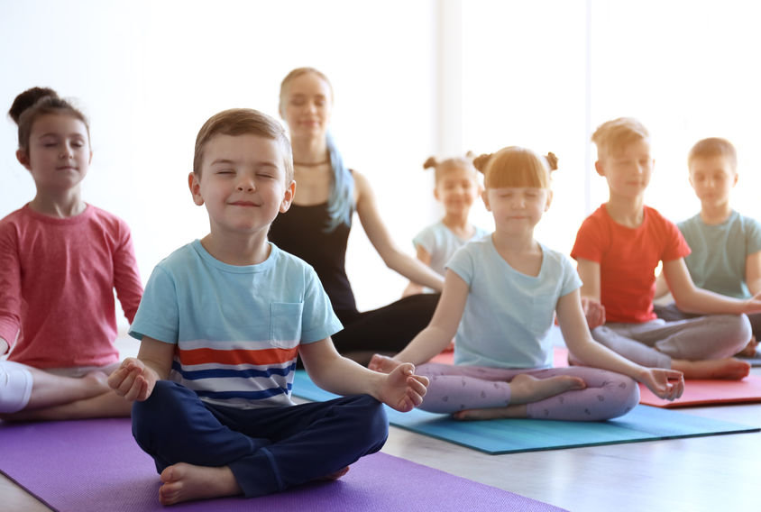 Group Mindfulness in Schools