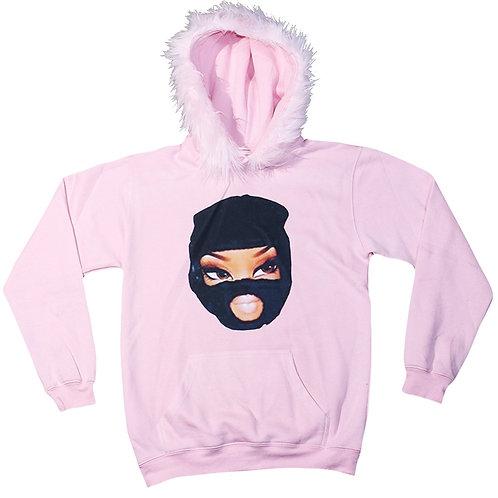 Bratz Fur Hoodie Pink (NeenzgocrazyLipGloss)