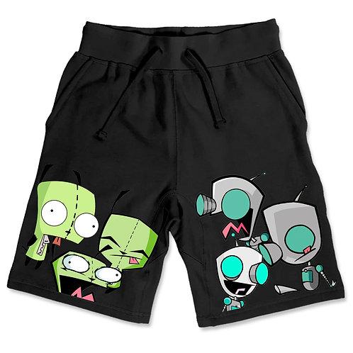 Invader Zim Shorts
