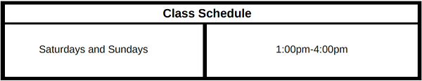 BHTC Weekend schedule.png