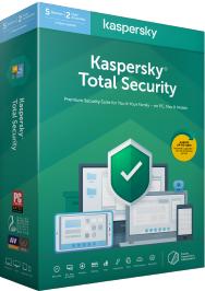 Kaspersky Total Security (Codigo Digital)