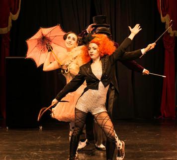 Rigoletto (Oper für Kinder/Oper Frankfurt)   Foto: Christian Scholz