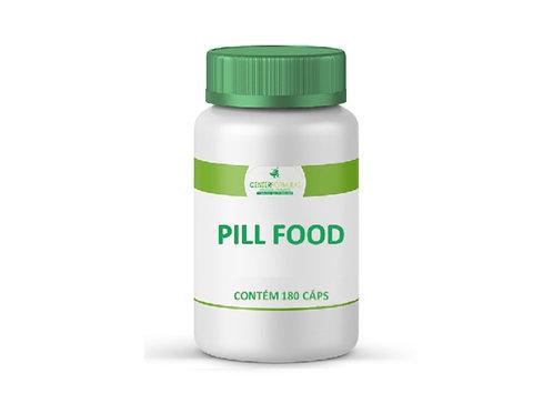 Pill Food - Cabelos, Unhas e Pele.