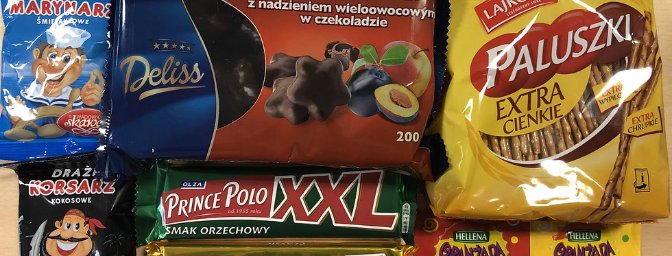 Polish Selection Box