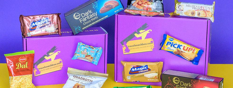 Worldwide Selection Box