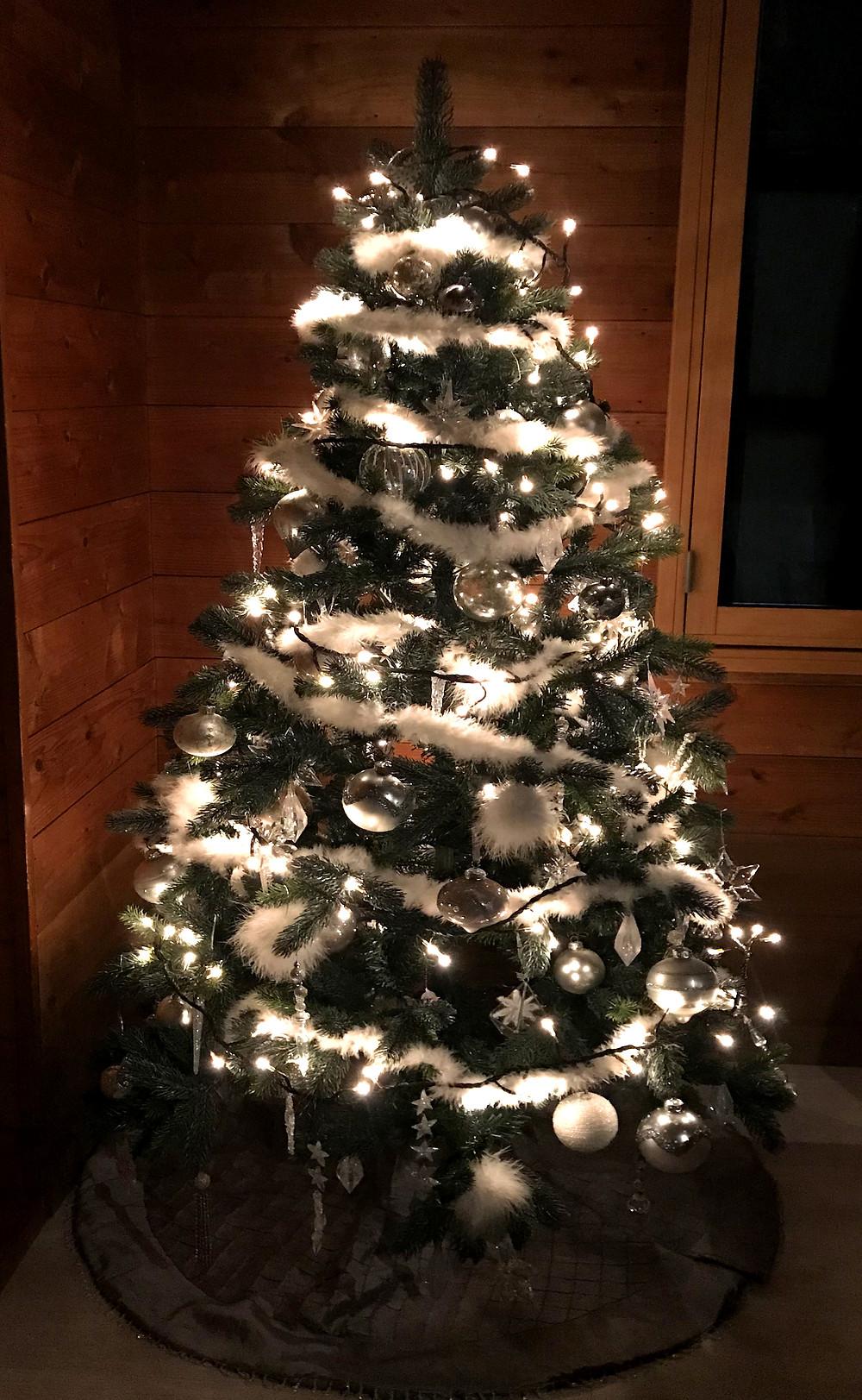 RIVERBANKみと クリスマスツリー