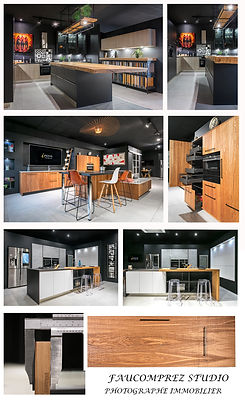 Showroom cuisine