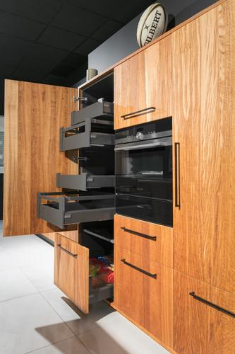Intérieur cuisine rangements.