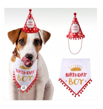 Set de cumpleaños