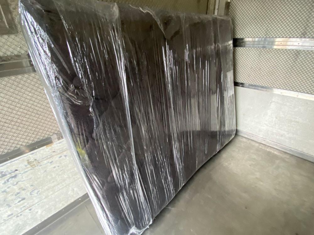 便利屋和歌山 引っ越し ベッドマット防水梱包