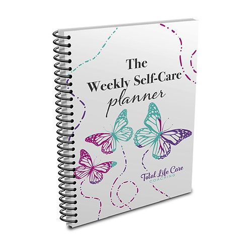The Weekly Self-Care Planner