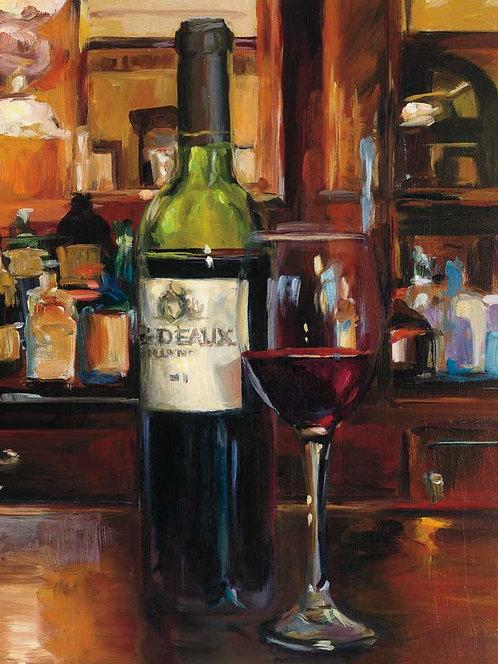A Reflection of Wine III
