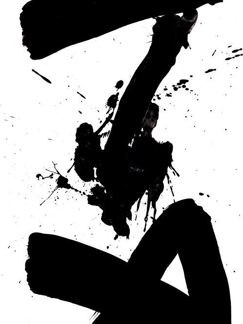 Ink Blot IV