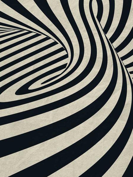 Black Swirls D