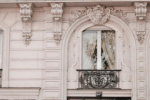 Baroque Window