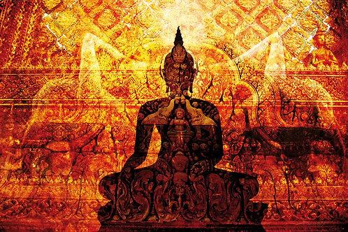 Temple with Akar Yoga