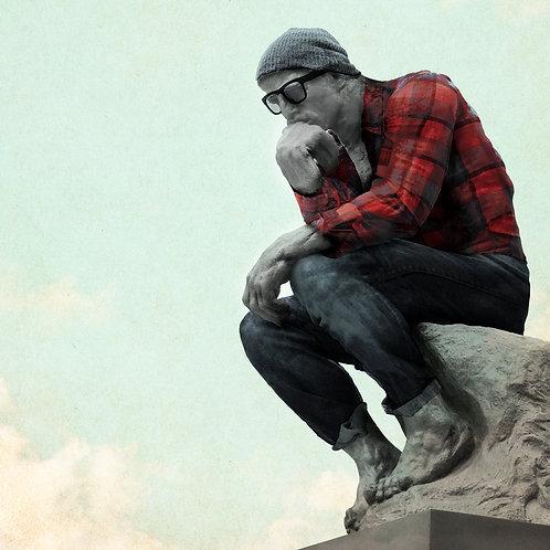 Hipster Thinker