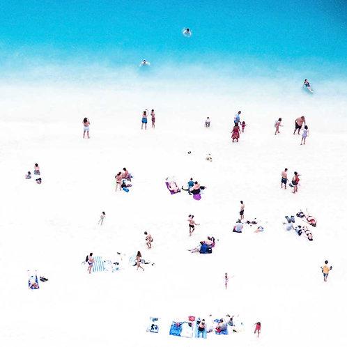 Whitewashed Beach B