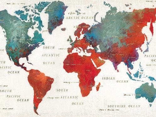 Colorful World I