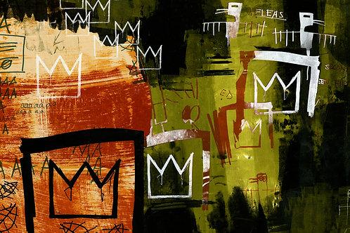 Graffiti Crowns