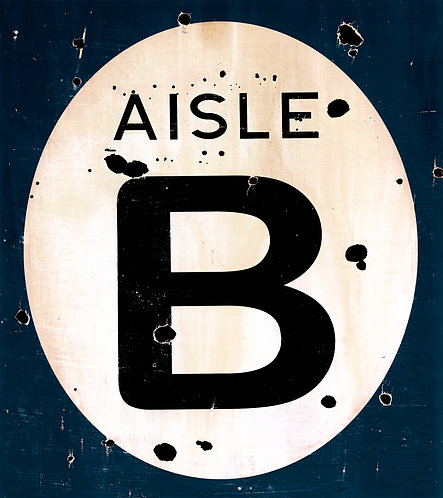 Blue Aisle B