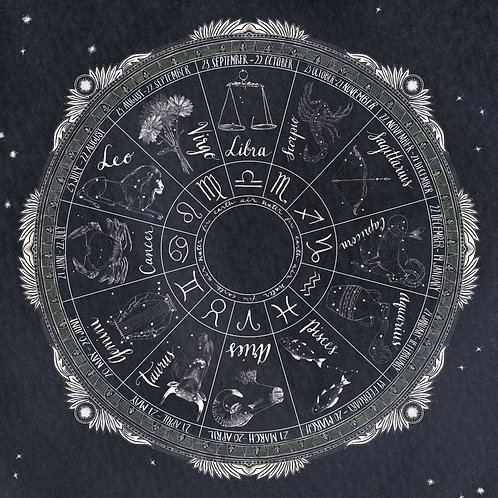 Night Sky Zodiac