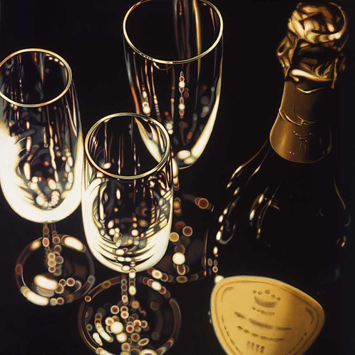 Champagne For Three