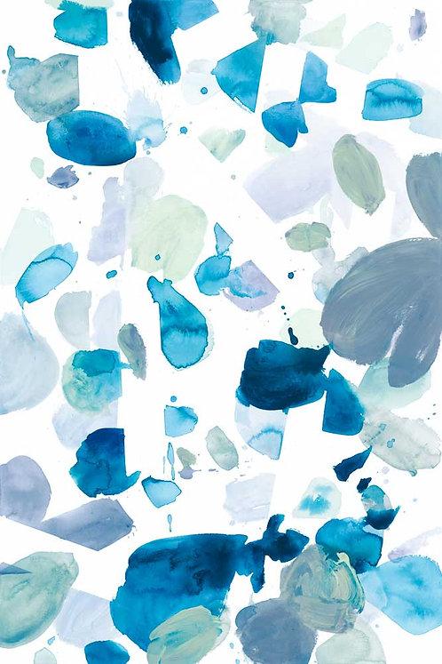 Butterfly Dance in Blue B