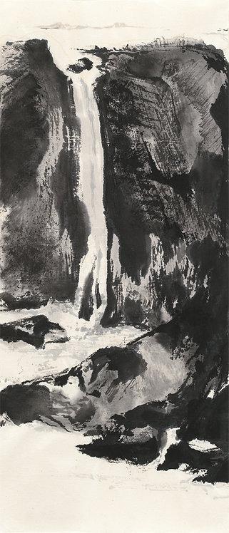 Sumi Waterfall View I