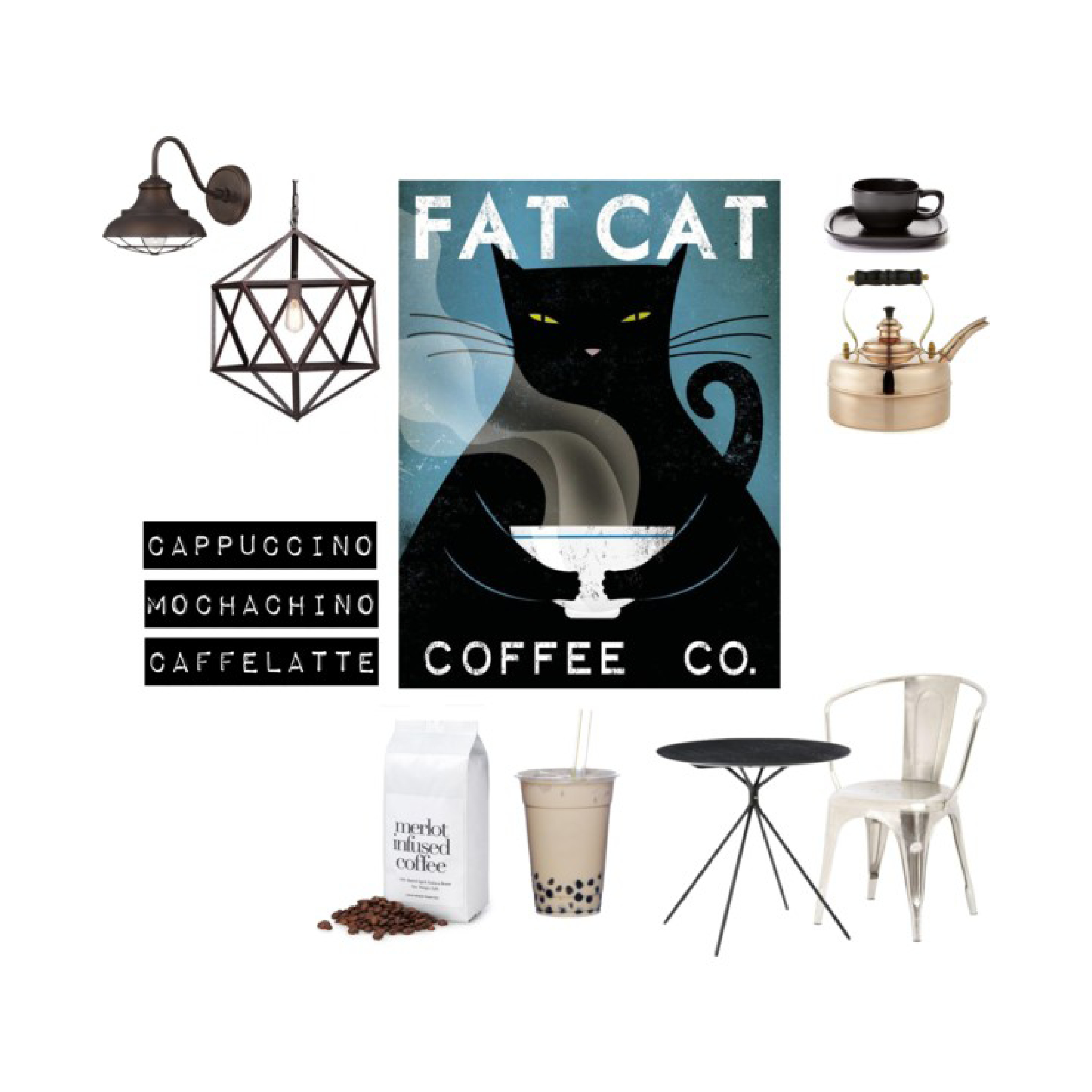 Cat Coffee no City