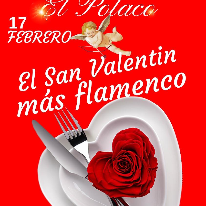 EL San Valentin Mas Flamenco