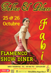 Fabi en Tablao Flamenco El Polaco