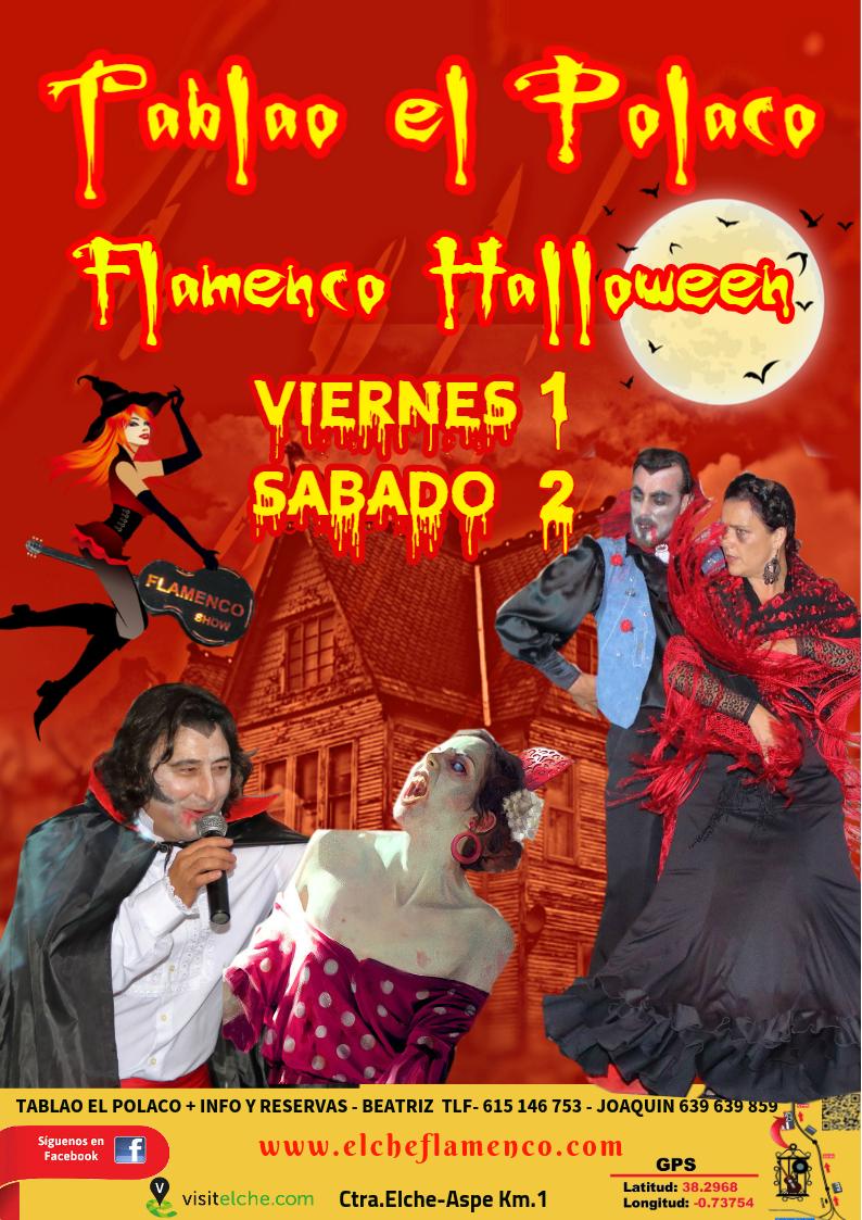 Hallloween Flamenco