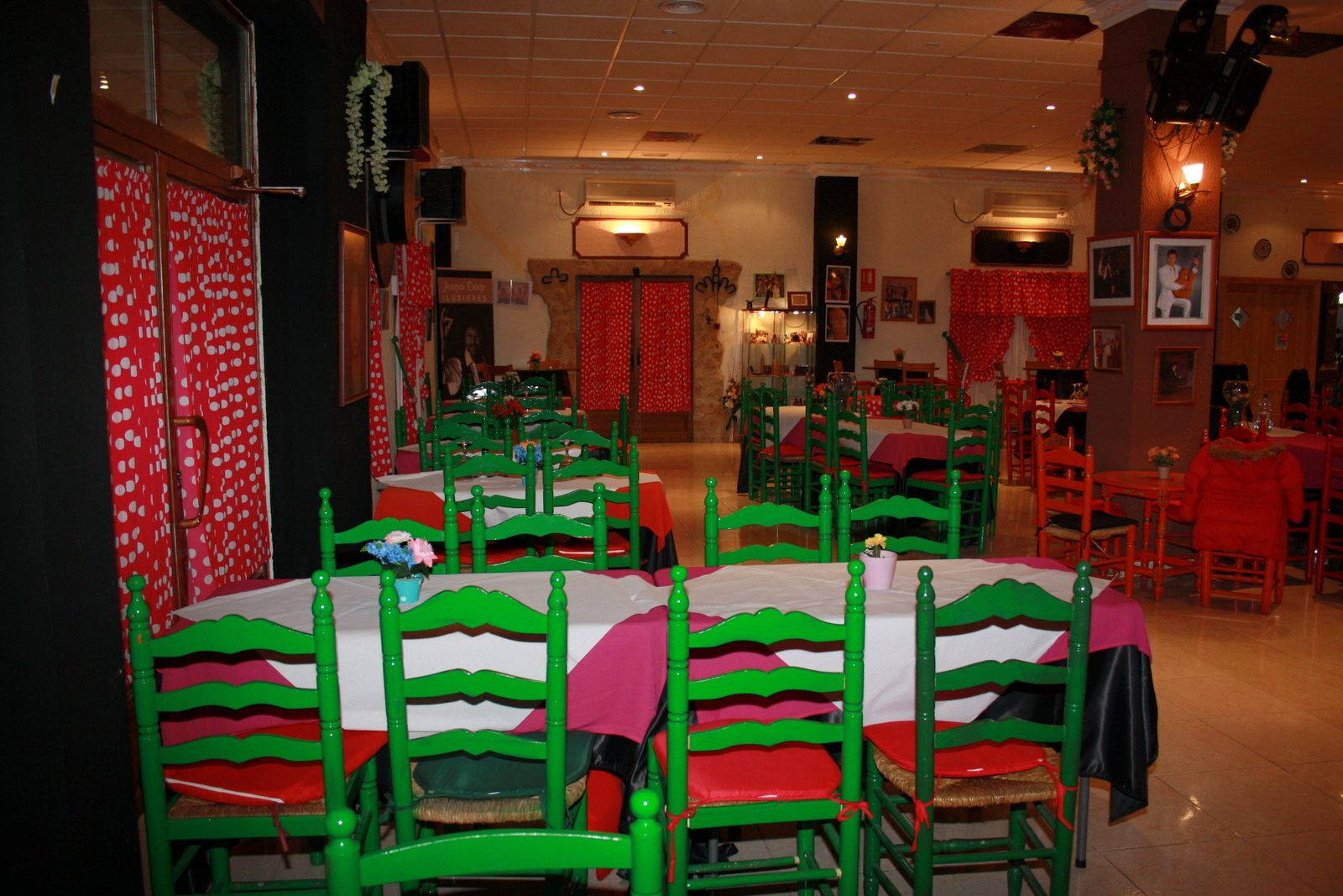 restaurante flamenco el polaco