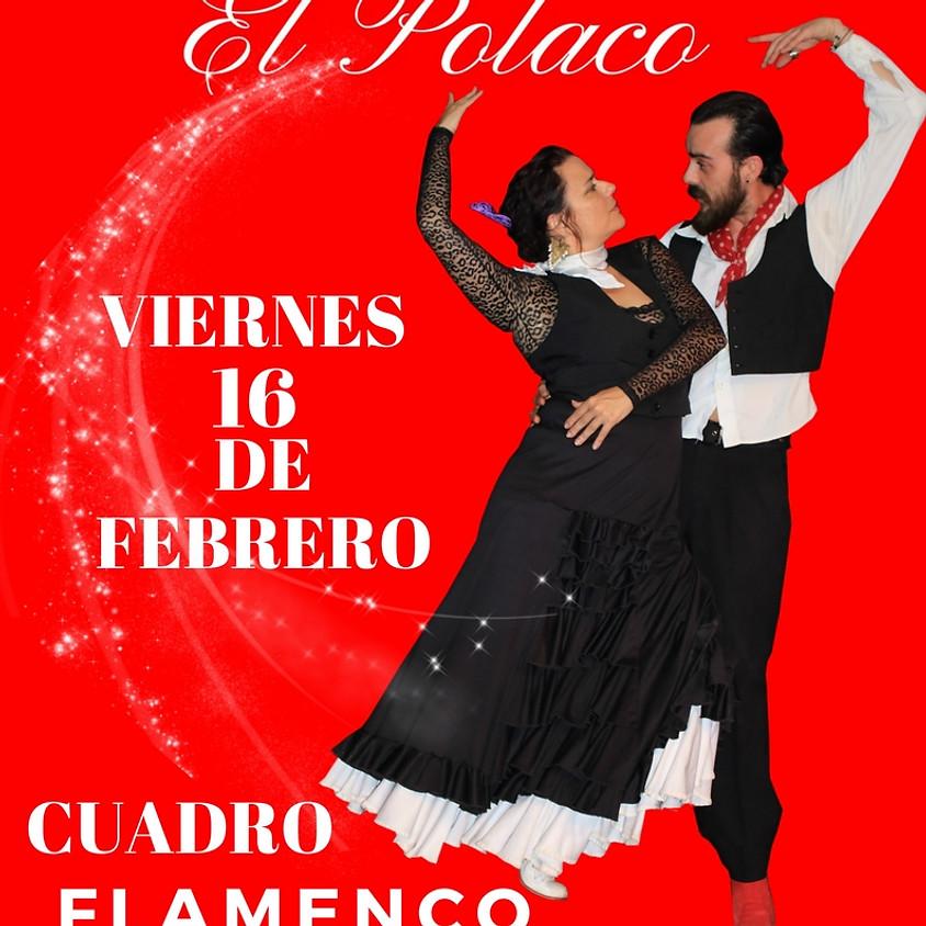Velada Flamenca Cuadro de la peña