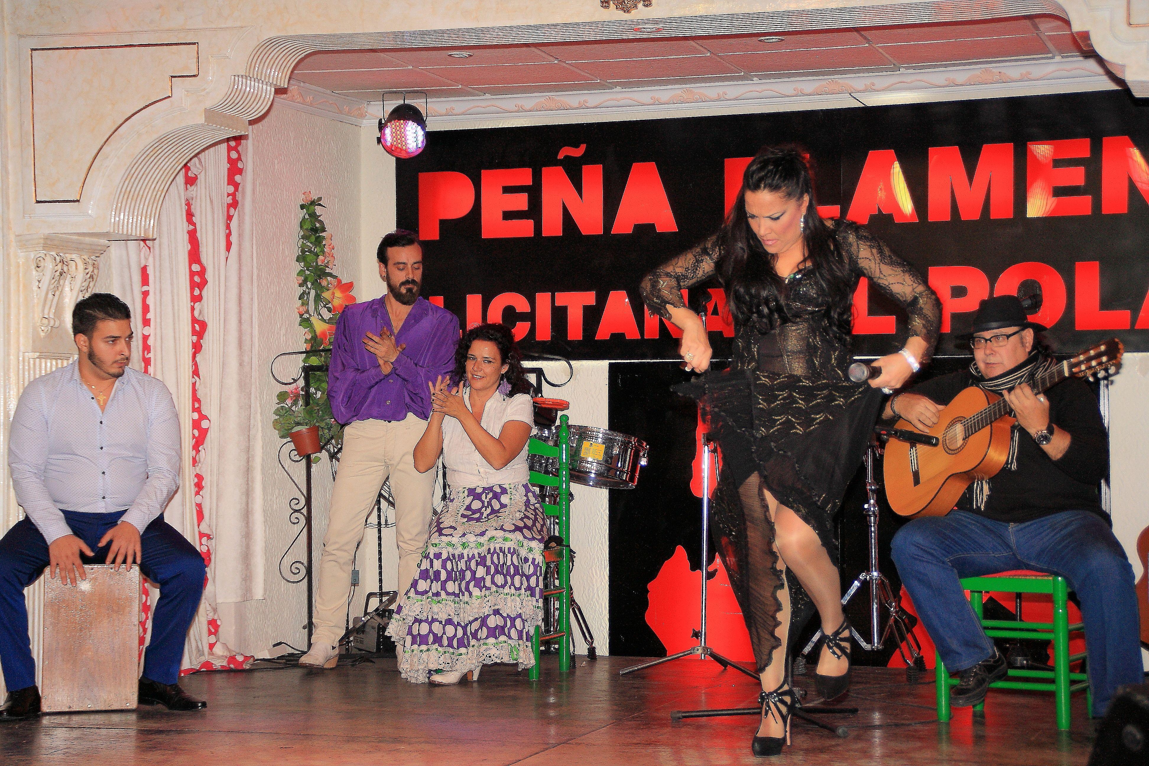 tablao flamenco santa pola