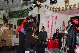 """Noche de HALLOWEEN en Tablao Flamenco """"El Polaco"""""""