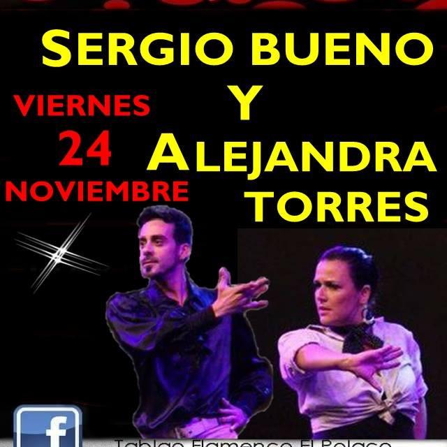 Sergio Bueno Y Alejandra Torres