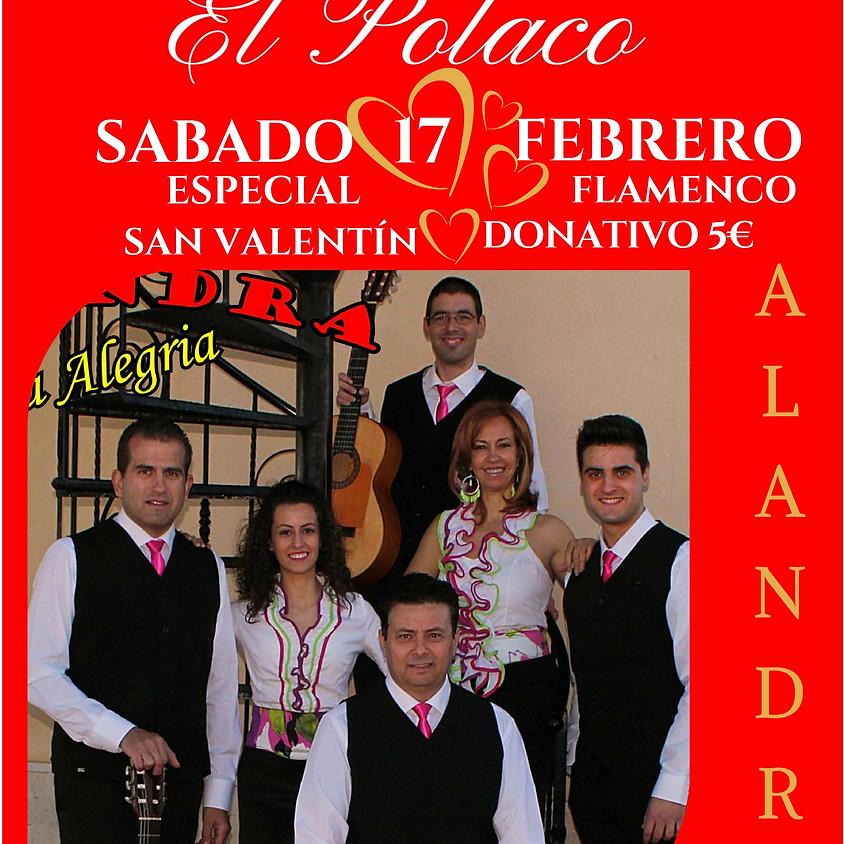 San Valentin Flamenco