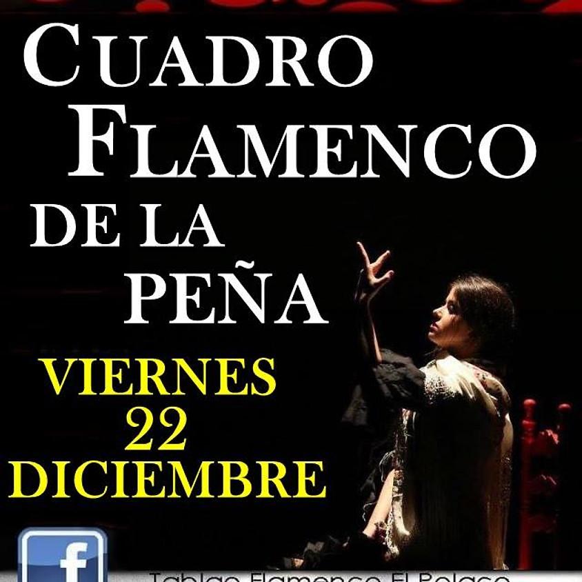 "Cuadro Flamenco Tablao Flamenco ""El Polaco"""
