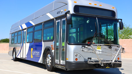 SunTran launching 5 new electric buses