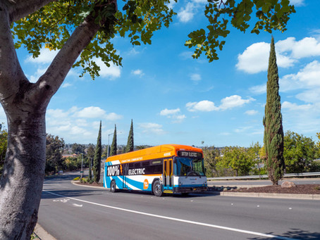 Kitsap Transit to acquire 6 electric buses for $6.35 million