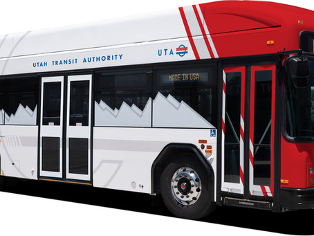 GILLIG Wins $44.2 Million Contract for Battery Electric Buses