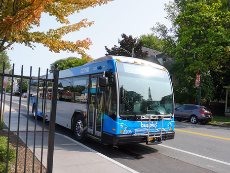 Successful Albany Testing Further Validates Safety of New York Transit Buses