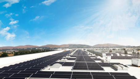 GILLIG Launches One of the Largest Rooftop Solar Power Systems in the Bay Area
